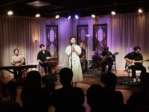 전통과 현대 사이 : 음악 '작야' 조선블루스 (한솔 뉴스)