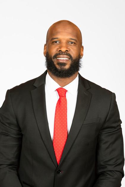 Offensive Coordinator Dudley Guice Jr