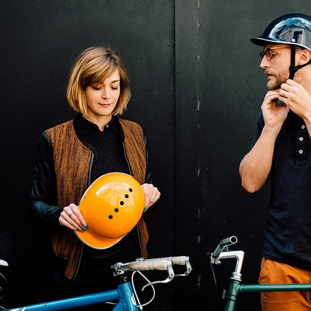 How to cycle in style and comfort - and safety!