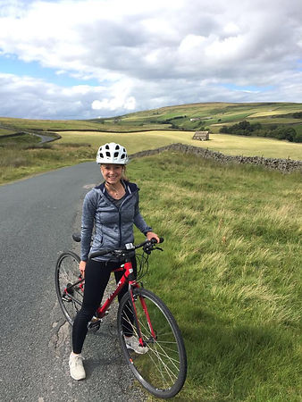 First trip ever in the Yorkshire Dales.j