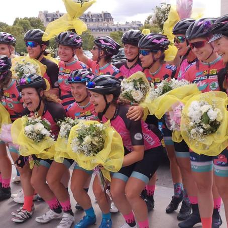 InternationElles - Getting Women More On Bikes