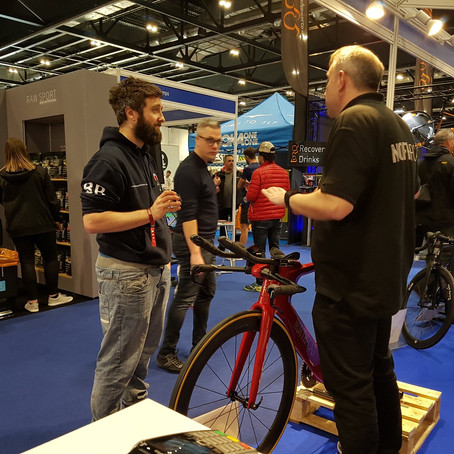 London Bike Show 2018: Stop The Press! I Am The Press!