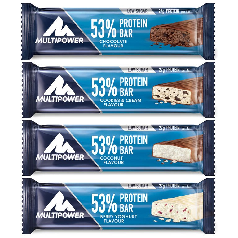 53% Protein Bar