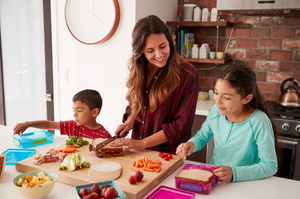 Five Fun Ideas for Easier Meal Planning