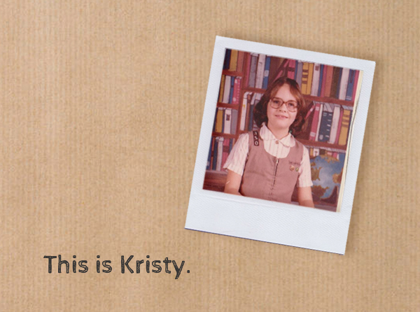 This is Kristy.