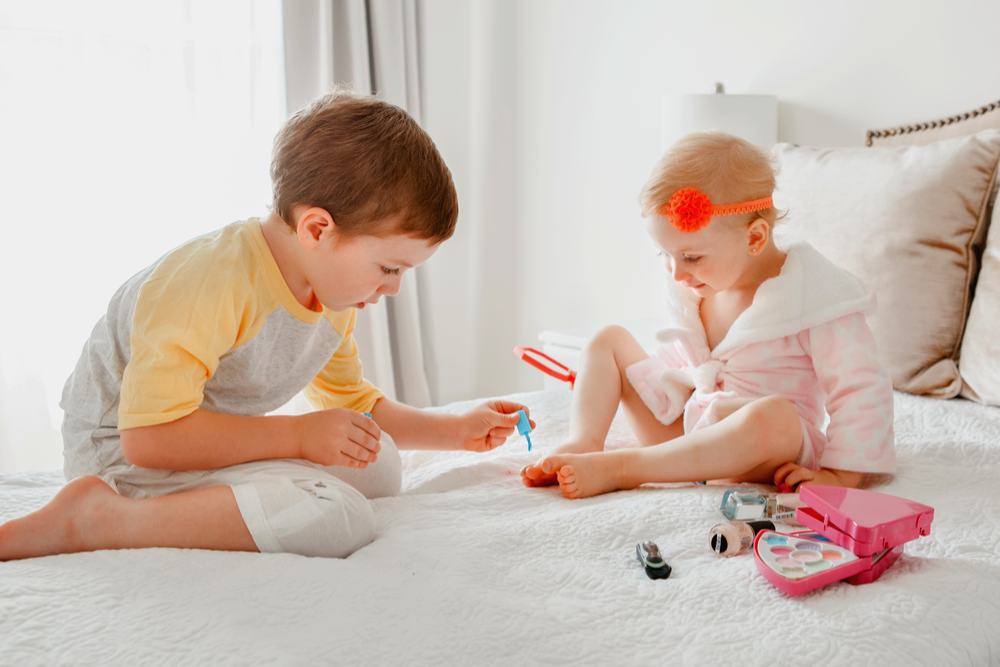 Raising kids to be free from  Gender Stereotypical Roles