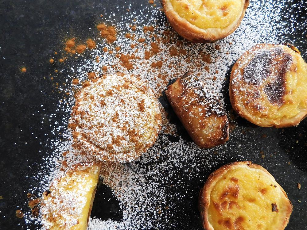 pasteis de nata recipe lisbon portugal