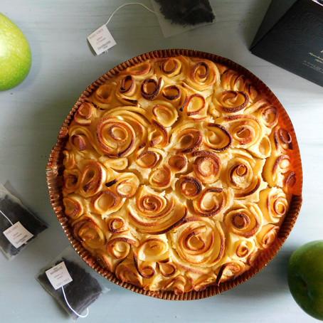 Rosh Hashanah (Apple Cake)