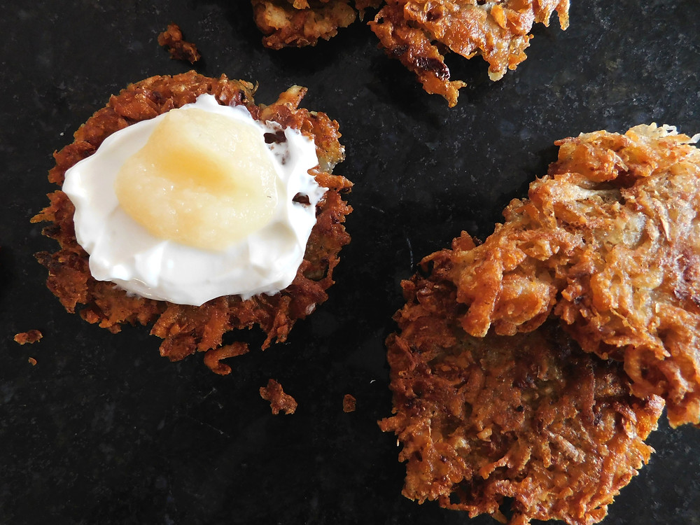 latke potato pancake recipe