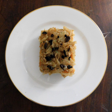Wander More, Especially in Nice (Pissaladiere)