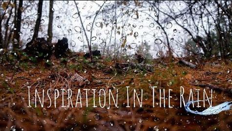 Inspiration In The Rain