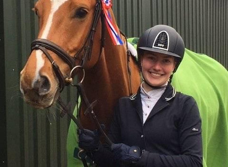 Kringkampioen Klasse L - Isabelle de Groot
