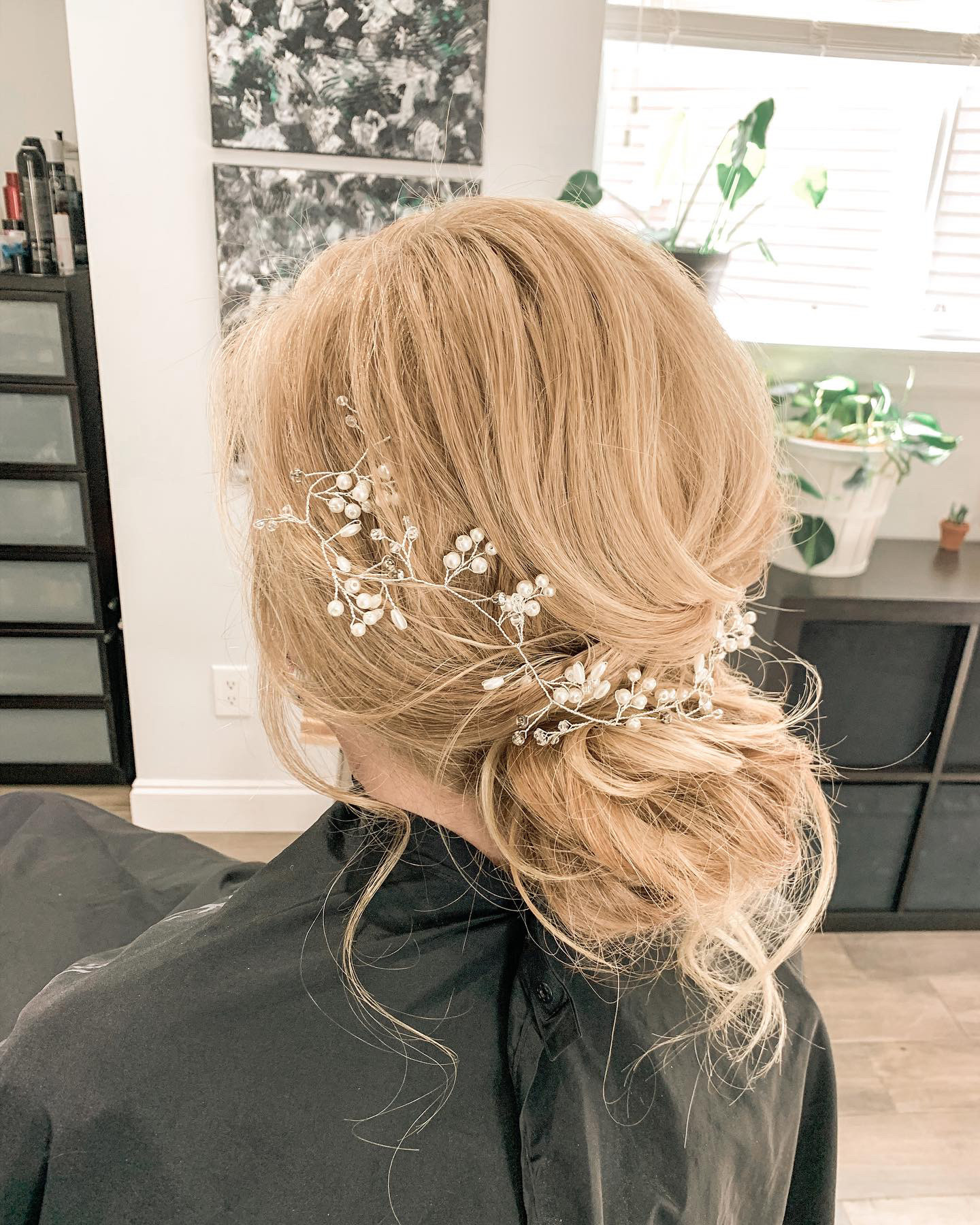 Bridal Hair (Includes Trial)