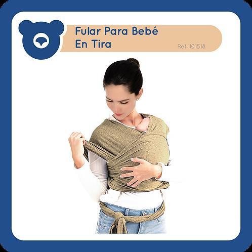 Fular Para Bebé en Tira