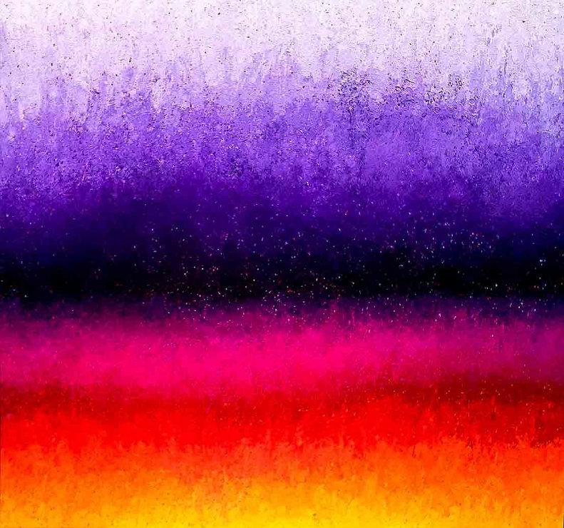 Purple_Rain_115x105_Olieverf_op_linnen__