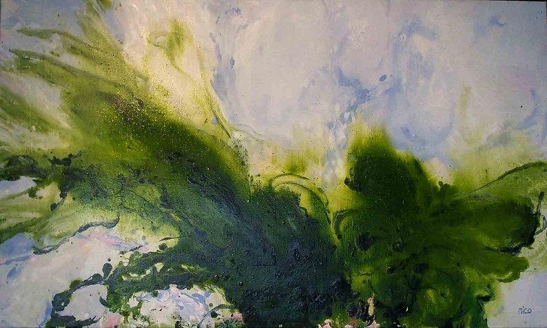Green_Splash___Olieverf_op_linnen_100_x_