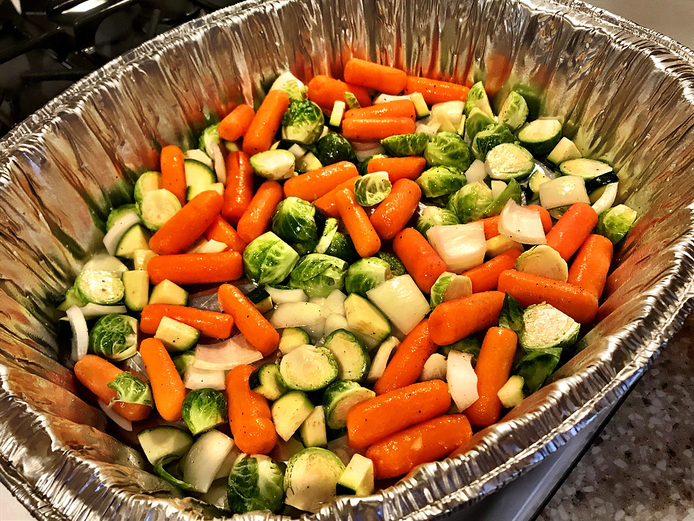 brussel sprout carrots