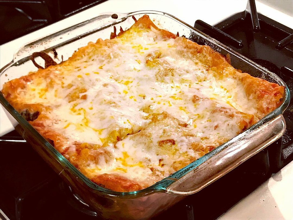 elk lasagna