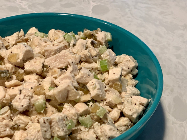 Nannie's Chicken Salad