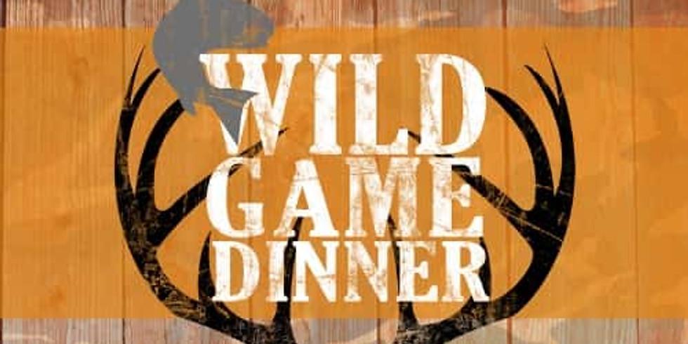 Men's Wild Game Dinner