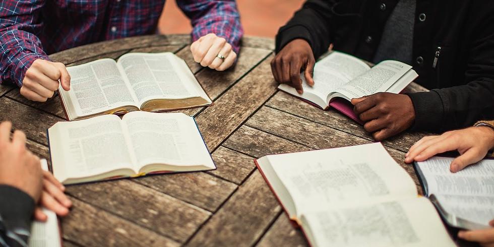 Men's / Women's Spring Small Group Bible Studies