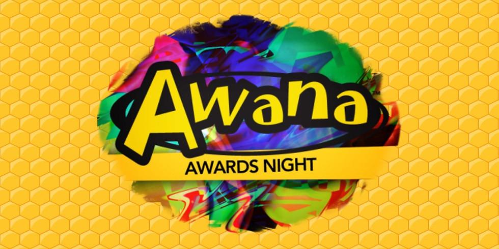 AWANA Awards Night