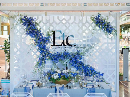 Wedding Styling Inspiration from Etc. Event Styling