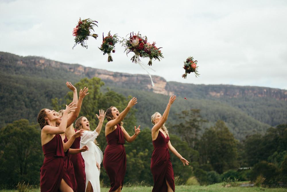 Whtie Meadow Bride Tribe