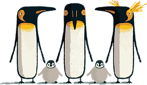 Penguin-family.png