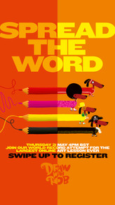 Pencil at the ready! World's largest ever art lesson is almost here. Make sure you register at www.artworldrecords.com to count! And join it at 4pm BST on the 21st May Access the live streamed lesson at  https://www.youtube.com/watch?v=OSUN5vR4QZY