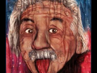 PaintingParty 20 Albert Einstein