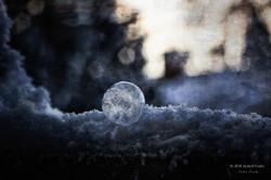 Såpbubblor i -25C