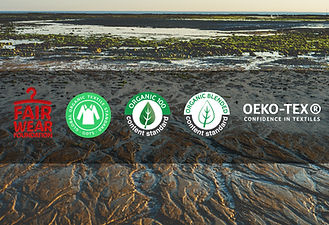 Norelo Fair wear foundation Organic Textile OEKO-TEX