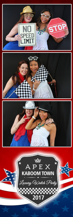 4th of July Party - Racing theme!