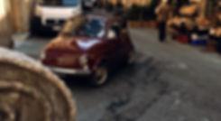 Fiat 500 Montepulciano