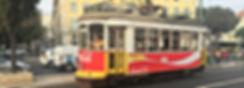 Trammetje in Lissabon