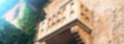 ROMEO EN JULIA BALKON IN VERONA