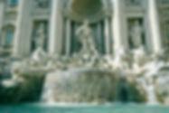 Trevi Fontein, Fontana di Trevi, Roma