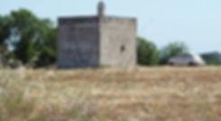 Fiat 500 op het platteland