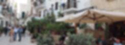 Italiaans dorpje Polignano a Mare