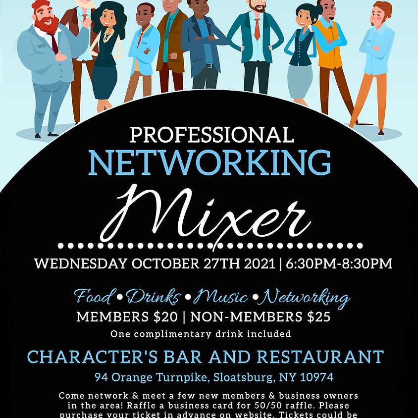 Chamber Professional Networking Mixer