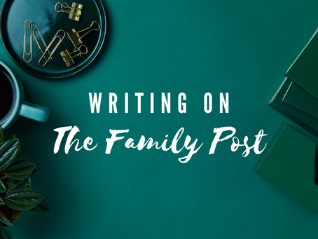 Writing On The Family Post