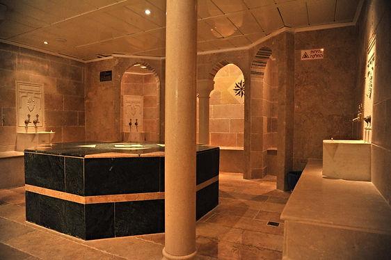 חמאם טורקי גטאס עכו Ghattas Turkish Bathhouse Akko Acre
