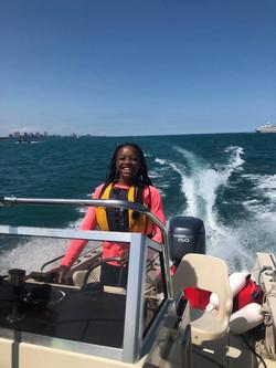 Hannah Powerboat