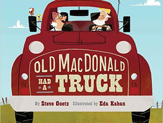 Book Share: Old McDonald had a Truck