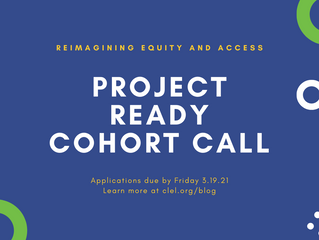 Project Ready Cohort Call