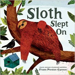 Sloth Slept On by Frann PrestonGannon