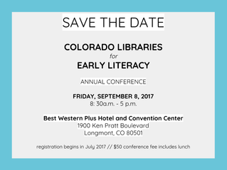 CLEL Conference 2017 Save the Date