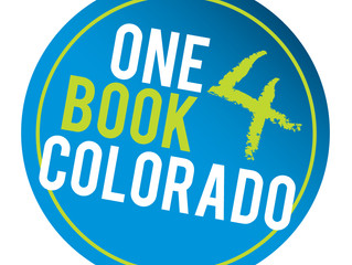 One Book 4 Colorado Voting is Open!