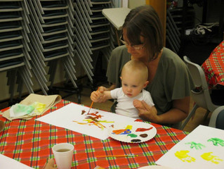 Early Literacy Reminder: Action Rhymes, Fingerplays, and Writing